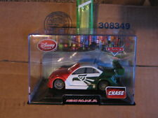 Disney Pixar Cars 2 DISNEY STORE CHASE MEMO ROJAS JR.  W/ DISPLAY