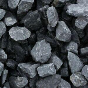 Basaltsplitt 16/22 mm Basalt Schotter Steine