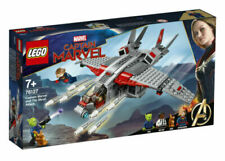 LEGO Captain Marvel and the Skrull Attack set 76127 2019 4 x Minifigures Talos