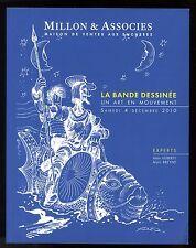 CATALOGUE VENTE BD  ENCHERES    MILLON     PARIS   04/12/10  FRED