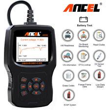 Ancel AD530 OBD2 Automotive Scanner Engine Code Reader Battery Tester Diagnostic