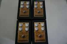 Mad Professor Golden Cello Overdrive and Delay Guitar Effects Pedal True Bypass