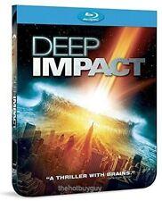 Deep Impact: Steelbook Metalpak Blu-Ray NEW