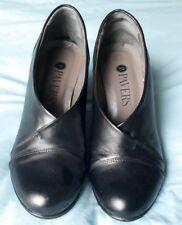 Pavers black heels size 37
