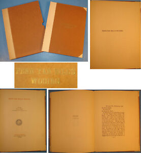 Penn-Yan Bill's Wooing-Eugene Fields-1914-Privately Printed-First Edition-Af