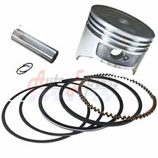 FITS HONDA GX160 5.5hp PISTON 1.00MM OVER AND RINGS PIN CLIPS FREE HEAD GASKET
