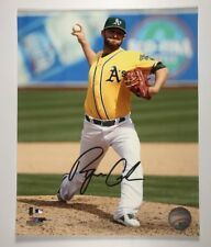 Ryan Cook Athletics Mariners Red Sox Signed 8x10 Photo