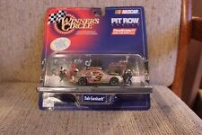 1998 Winner's Circle Dale Earnhardt #3 Bass Pro Shops Pit Row action scene 1/64