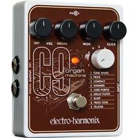 Electro-Harmonix C9 Organ Machine Pedal Electro Harmonix C-9 Nine Priority Ship!