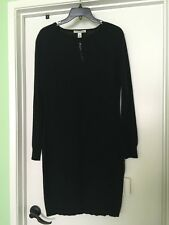$330 NWT autumn cashmere Dress W/French Lace Yoke