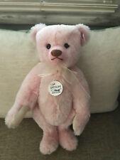 Steiff #676826 Satsuki Teddy Bear Azalea Blossom LE