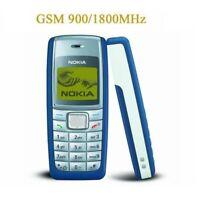 Cheap Nokia 1100 2G GSM 900/1800 Original Refurbished Cell phone for Elder