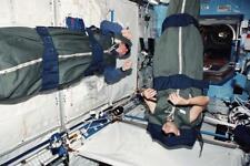 Flown NASA JSC Space Shuttle Atlantis Body Restraint Strap Artifact STS-135