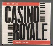 CASINO ROYALE SOUL OF SKA/JUNGLE JUBILEE - 2 CD SIGILLATO!!!