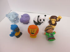Fisher Price Little People Share & Care Safari Playset Replacement Animals