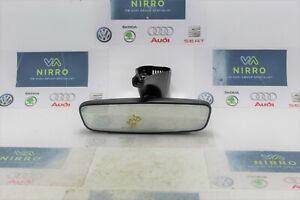 AUDI Q3 BLACK AUTOMATIC DIM REAR VIEW INTERIOR MIRROR 2015 TO 2018 8S0857511A