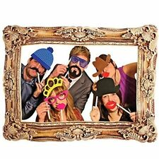 Photo Booth Fake Frame Moustache 24pcs Party Props LF0024 for Funny party UK