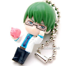 Shintaro Midorima Kuroko no Basuke School Uniform mini Figure Key Chain BANDAI 2