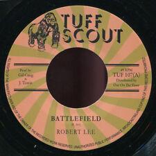 """Robert Lee - Battlefield NEW!!! Tuff Scout 107 7"""""""