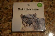 Apple Mac OS X Snow Leopard Upgrade (MC573Z/A) Factory Sealed