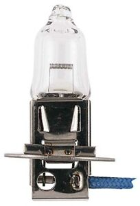 Narva Halogen Headlight Globe H3 PK22S 12V 55W 48321 fits Volvo 760 2.3 (704,...