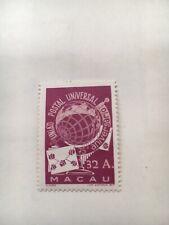 Maco Universal Postal Union 75th Anniv Stamp