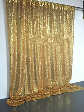 4FT*6FT Gold Sequin Photo Backdrop,Wedding Photo Booth,Photography Background-KY