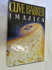 A3 Imajica Book (Clive Barker - 1991) HARDCOVER VGC