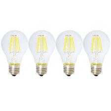 4x E27 6W Glühfaden LED Filament Lampe Energiesparlampe 500 Lumen 6500K Kaltweiß