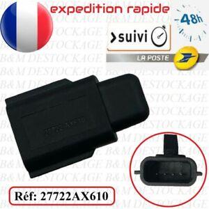 Capteur Ref27722AX610 température ambiante extérieur compatible Nissan 4 broches