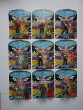 More details for star trek the next generation 1993 1st series 9 figs playmates open card mint