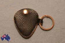 Guitar Pick Holder Keychain Design Plectrum Bag Pick Case Guitar Accessories
