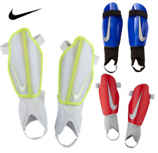 New NIKE Protegga Flex Charge Football Shin & Ankle Guards/Pads Mens Youth Large