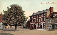 POSTCARD   BUCKINGHAMSHIRE    OLNEY   Cowper's  House