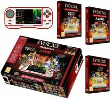 Evercade Premium Pack Cartrige Collection - Pack of 3