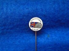 More details for rare 1983-86 hedgehogs right wing pressure group, defence begins at home badge