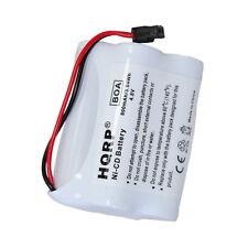 HQRP Battery for Uniden Bearcat UBC120XLT, BC220XLT, UBC220XLT, UBC180XLT