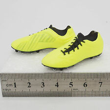 XE77-04 1/6 Scale ZCWO Male Football Boots Soccer Shoes hole for ankle connector