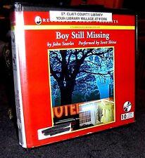 Boy Still Missing by John Searles / Scott Shina Unabridged Audiobook CD's