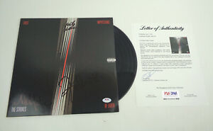 The Strokes Signed First Impressions Of Earth Vinyl Record Album PSA/DNA COA