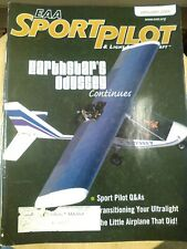EAA SportPilot & Light-Sport Aircraft Magazine Complete 2006 year