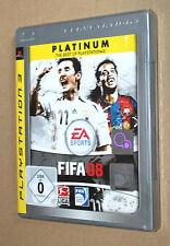 FIFA 08 Platinum - Sony PlayStation 3 -  Gamescom