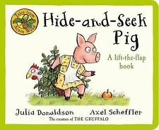 Tales From Acorn Wood: Hide & Seek Pig, Donaldson, Julia, Excellent Book