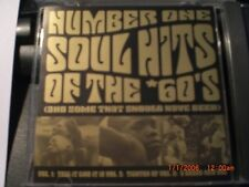 Number One Soul Hits Of The 60's-Best of The 3 Volumes-1997 Promo Only Album CD