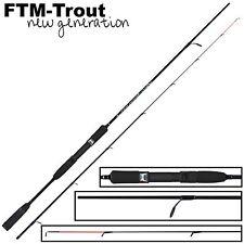 FTM Virus Spoon XP 3 1,90m 1-8g - Ultra Light Rute zum Spinnangeln, Spinnrute