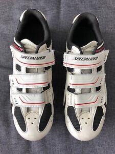 Specialized BG(Body Geometry) Sport Road Cycling Shoes, White, US8 Men