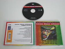 LINTON KWESI JOHNSON/REGGAE GREATS(SPECTRUM MUSIC 552 881-2) CD ALBUM
