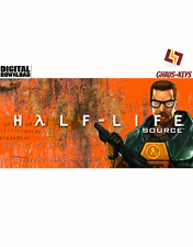 Half-Life source Steam PC Jeux Key PC Game download code