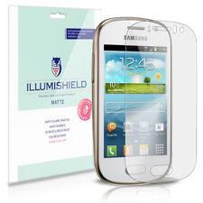 iLLumiShield Anti-Glare Matte Screen Protector 3x for Samsung Galaxy Fame S6810