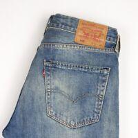 Levi's Strauss & Co Herren 505 Gerades Bein Jeans Größe W32 L32 AVZ270